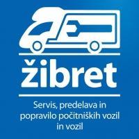 Servis kamp prikolic, servis avtodomov logo image