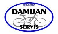 Servis koles, servis smuči, rabljena kolesa - Damijan servis, Ljubljana logo image