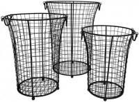 Specifični žični izdelki, žična stojala, žične košare