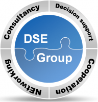 Programska oprema za, strateško planiranje, korektivne ukrepe, vodenje projektov, poslovno planiranje, CRM logo image