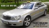 Taxi Brane Kranj logo image