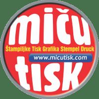 Tiskarna Miču tisk Radgona, digitalni in offset tisk Radgona logo image