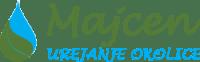 Urejanje okolice Majcen, Ljubljana logo image