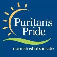 Vitamin D3 – Puritans Pride logo image