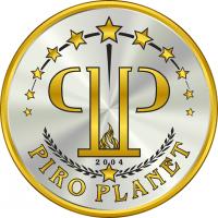 Zabavna pirotehnika, ognjemetna baterija - Pirotehnika Piroplanet