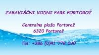 Zabaviščni vodni park Portorož logo image