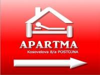 Apartmaji Krašna, postojna Apartmaji Umag, Umag logo image
