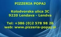Pizzeria Popaj, Lendava