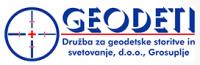 Geodetske storitve Geodeti d.o.o., Grosuplje logo image