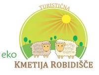 Turistična eko kmetija, kamp prenočišča Robidišče, Kobarid logo image