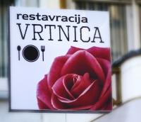 Restavracija, Gostilna za poroke, Gostilna za večje skupine, Vrtnica, Nova Gorica logo image