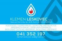 Ogrevanje in vodovod, Klemen Leskovec s.p., Gorenjska, Kamnik logo image