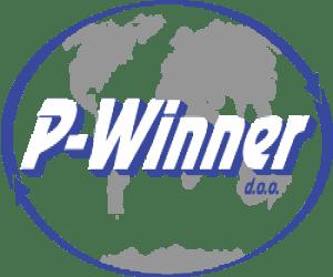 ŠOLA VOŽNJE, TRANSPORT VSEH VRST ŽIVIL P-WINNER, LJUBLJANA logo image