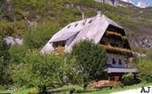 Turistična kmetija Jelinčič, Kamp, Sirarna, Soča, Bovec