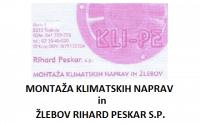 KLI-PE, Rihard Peskar s.p., Trebnje