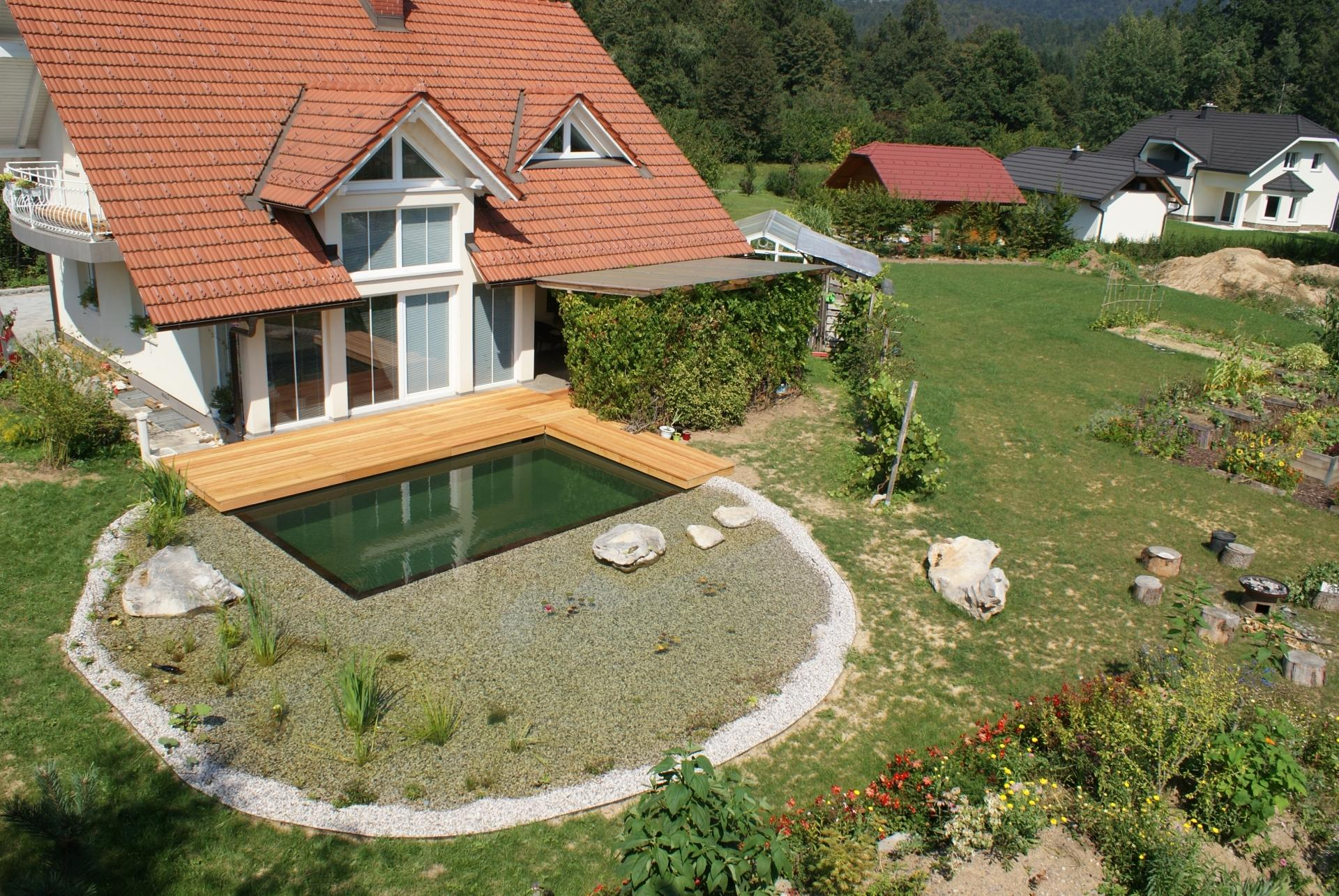 Wooden Terraces of Excellent Quality