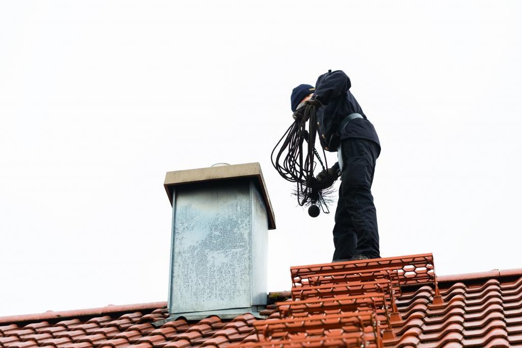 Čiščenje dimnikov, sanacija dimnikov, dimnikarstvo Maribor Štajerska gallery photo no.2
