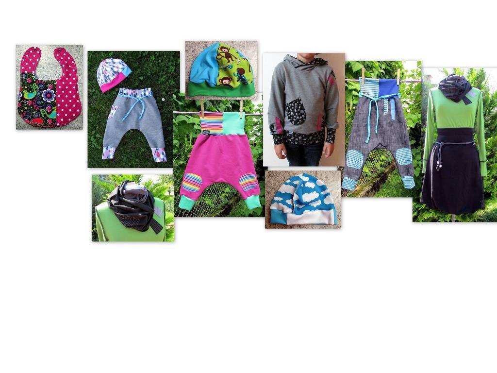 Šivanje otroških oblačil, športnih oblačil, udobnih oblačil gallery photo no.12