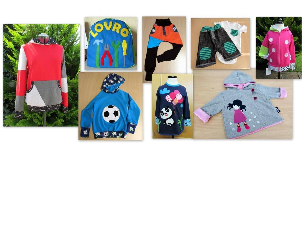 Šivanje otroških oblačil, športnih oblačil, udobnih oblačil gallery photo no.41