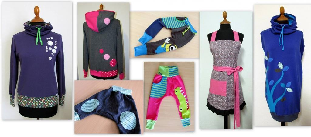 Šivanje otroških oblačil, športnih oblačil, udobnih oblačil gallery photo no.42