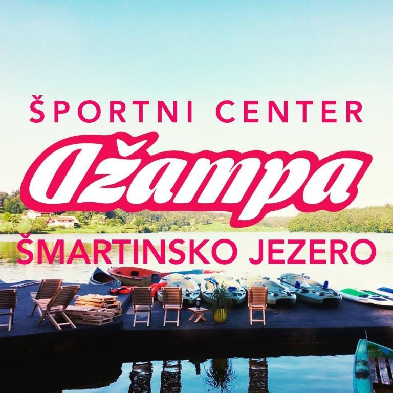 Šport, supanje, kajak, hoja po vodi Šmartinsko jezero gallery photo no.0