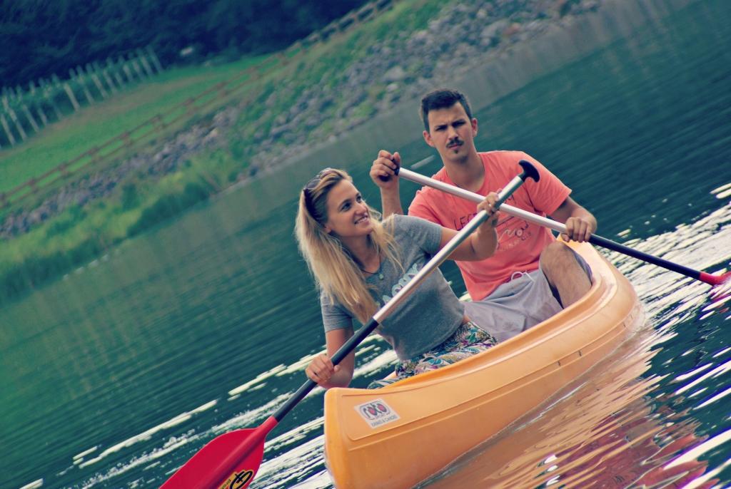 Šport, supanje, kajak, hoja po vodi Šmartinsko jezero gallery photo no.2
