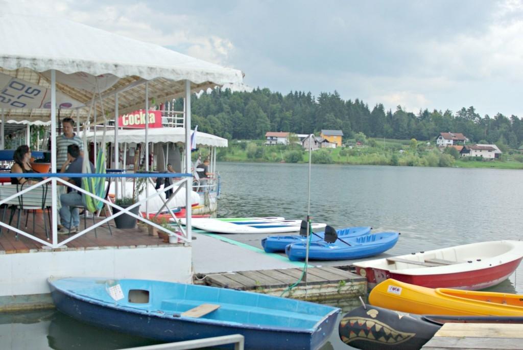 Šport, supanje, kajak, hoja po vodi Šmartinsko jezero gallery photo no.3