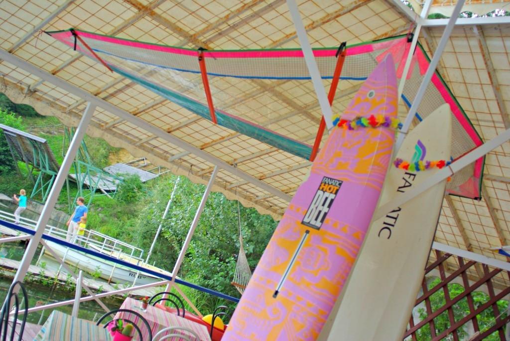 Šport, supanje, kajak, hoja po vodi Šmartinsko jezero gallery photo no.6