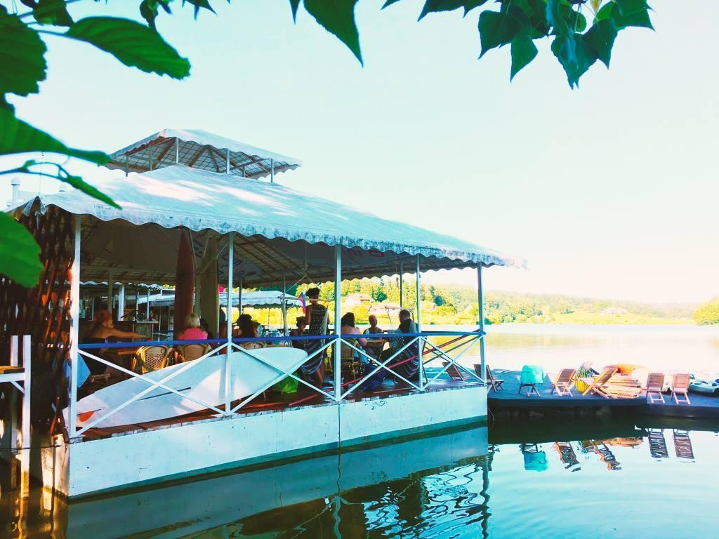 Šport, supanje, kajak, hoja po vodi Šmartinsko jezero gallery photo no.8