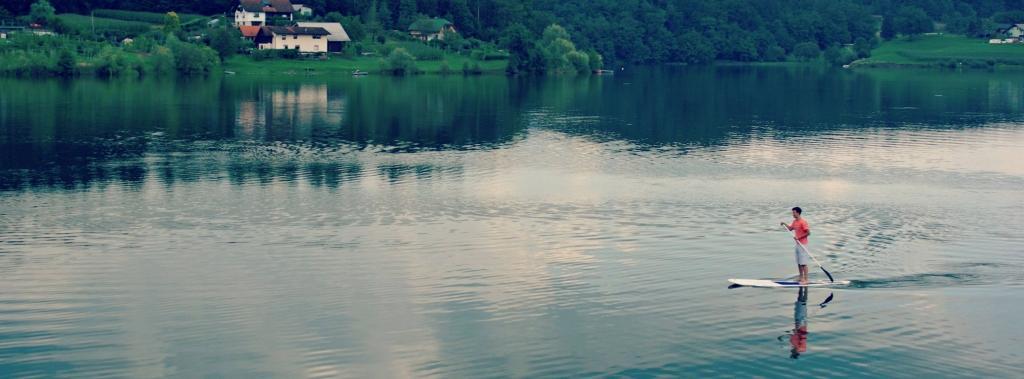Šport, supanje, kajak, hoja po vodi Šmartinsko jezero gallery photo no.10
