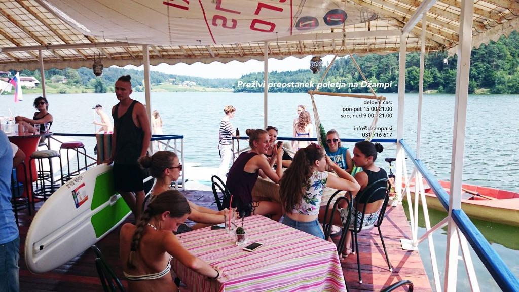 Šport, supanje, kajak, hoja po vodi Šmartinsko jezero gallery photo no.11