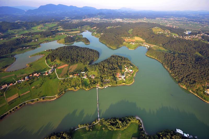 Šport, supanje, kajak, hoja po vodi Šmartinsko jezero gallery photo no.16