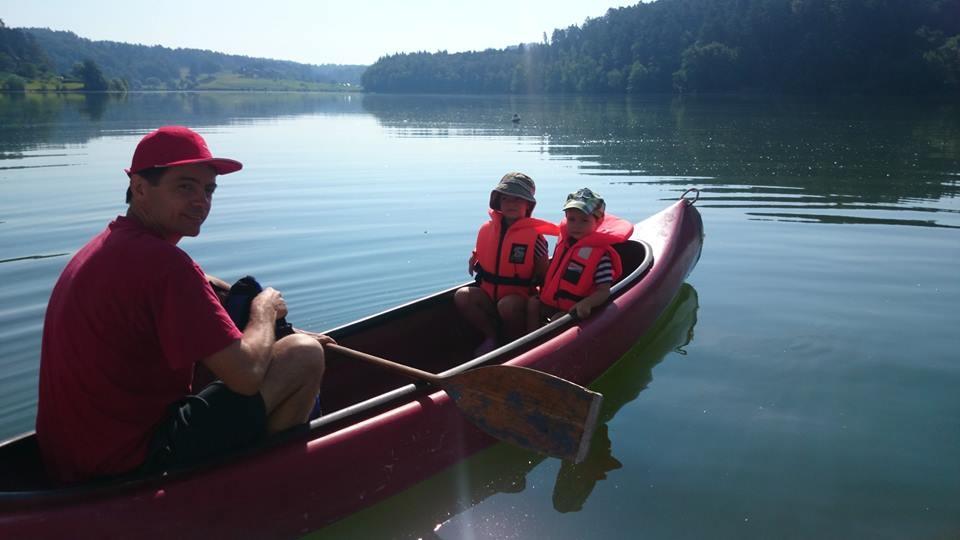 Šport, supanje, kajak, hoja po vodi Šmartinsko jezero gallery photo no.17