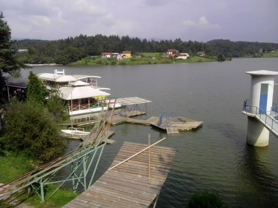 Šport, supanje, kajak, hoja po vodi Šmartinsko jezero gallery photo no.24