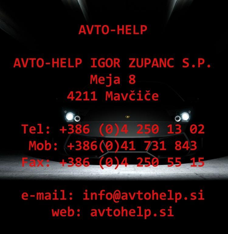 Avtokleparstvo, avtoličarstvo, avtovleka, avto servis Gorenjska, Kranj gallery photo no.0