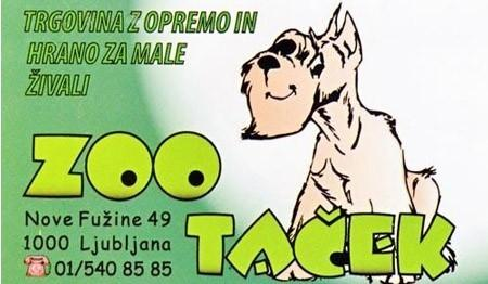 Trgovina za male živali ZOO TAČEK, Ljubljana gallery photo no.0