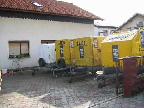 Izposoja prikolic AMIGO Maribor, ciscenje fasad, streh, tlakovcev Maribor gallery photo no.7