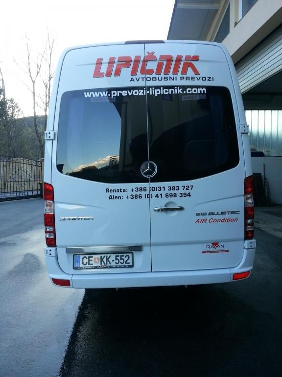 Avtobusni prevozi Renata Lipičnik s.p., Slovenske Konjice gallery photo no.8