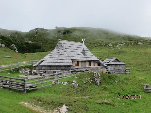 Pastirski stan Gradišekovih, Velika planina  gallery photo no.2