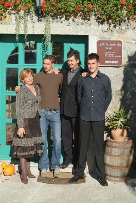 Vino in turizem Štekar, Goriška Brda gallery photo no.8