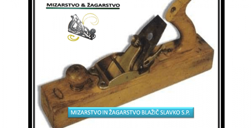 Mizarstvo in žagarstvo Blažič Slavko s.p., Mozirje gallery photo no.8