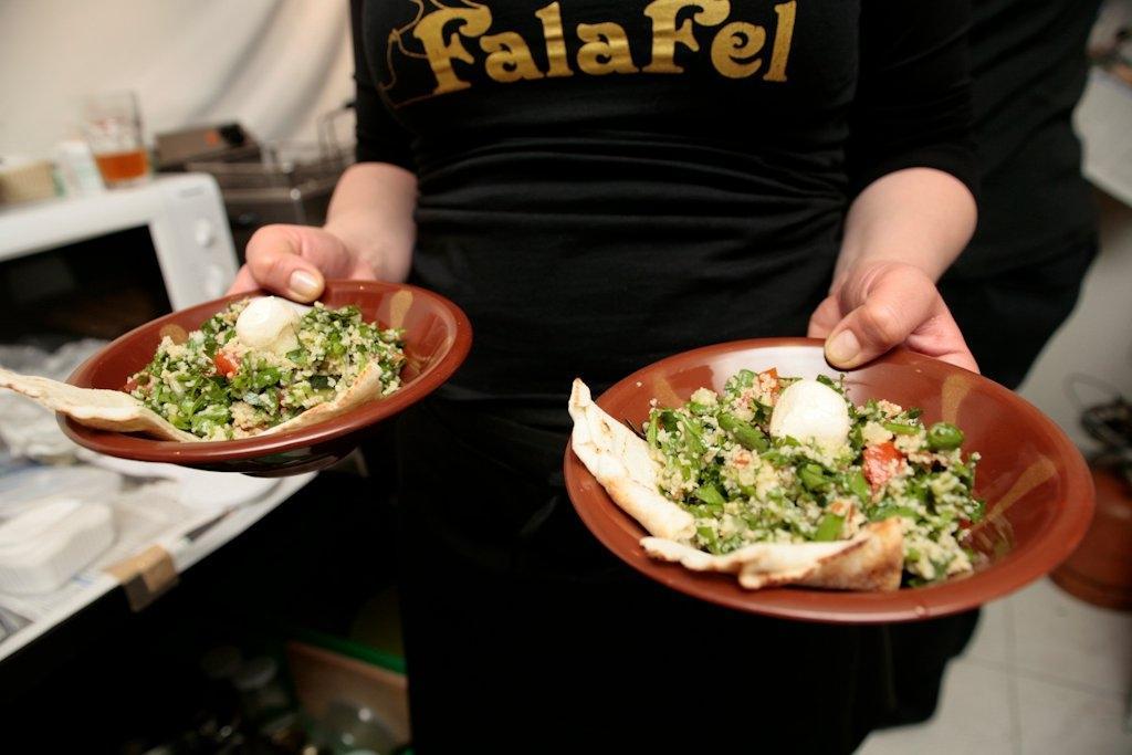 Arabska hrana, Bližnj vzhod, Dostava hrane Abi Falafel, Ljubljana gallery photo no.16