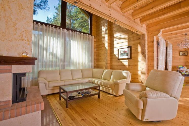 Svetovne brunarice KONTIO, lesene hiše, Trebnje gallery photo no.11