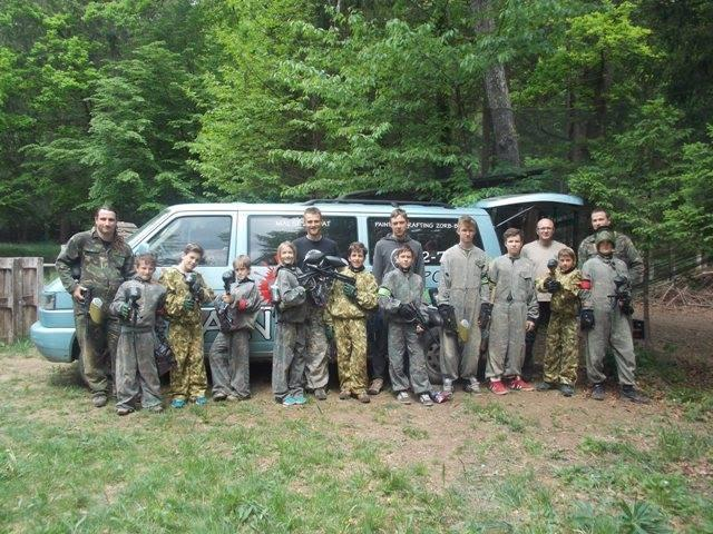 Paintball JMB - Sport Gorenjska gallery photo no.19