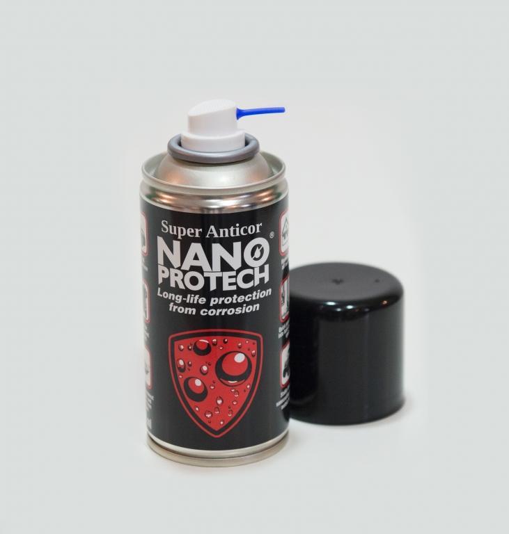 Antikorozivna zaščita Nanoprotech gallery photo no.7