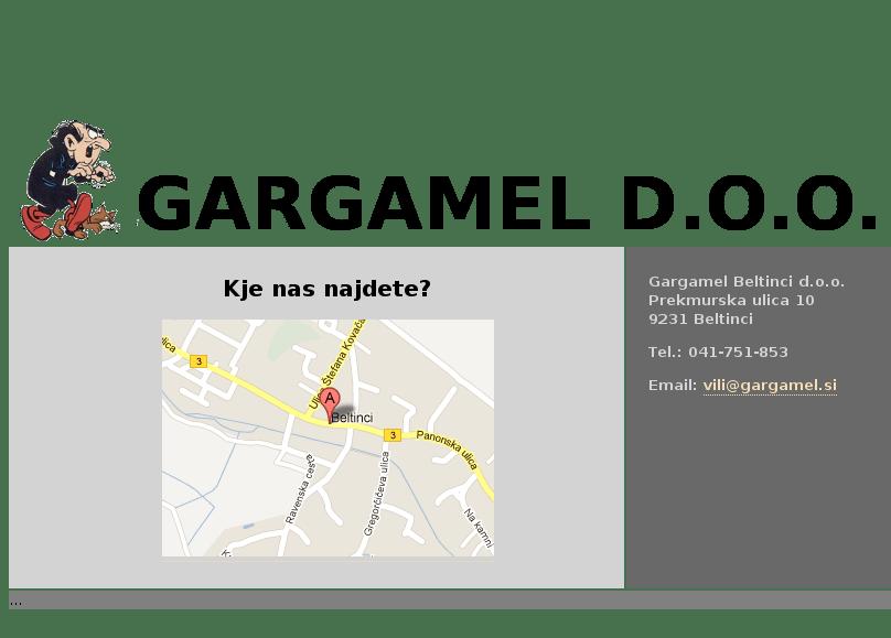 Elektro GARGAMEL d.o.o., Beltinci gallery photo no.1