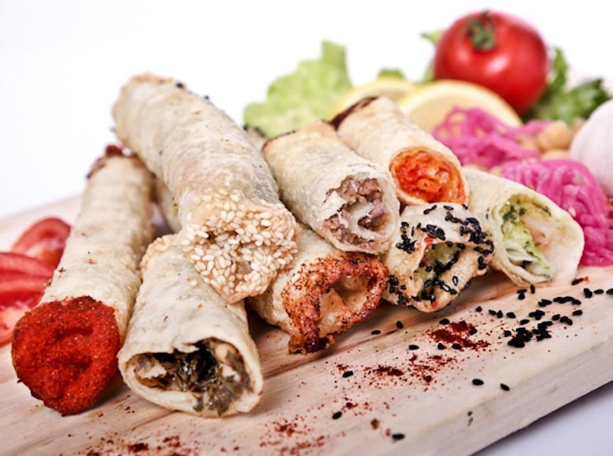 Arabska hrana, Bližnj vzhod, Dostava hrane Abi Falafel, Ljubljana gallery photo no.3