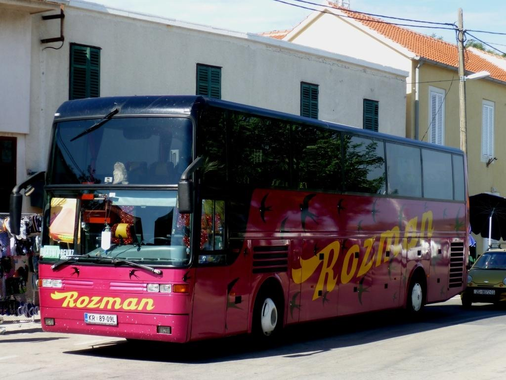 ROZMAN BUS, PREVOZI, TURISTIČNA AGENCIJA, RADOVLJICA gallery photo no.0