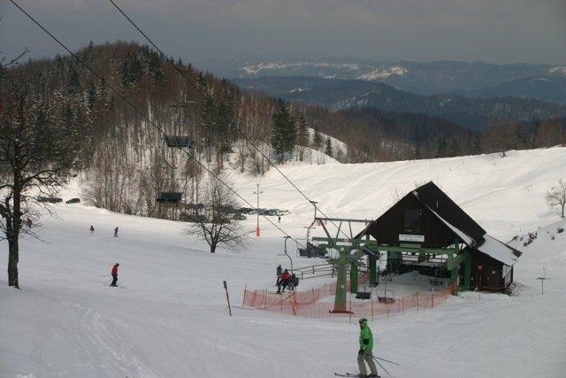 Smučišče Javornik, Črni vrh nad Idrijo gallery photo no.3