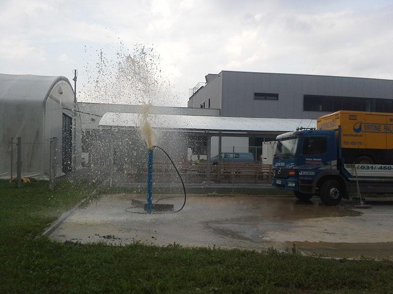 Vrtanje in iskanje vode - Vrtine Palir Iztok s.p. gallery photo no.15